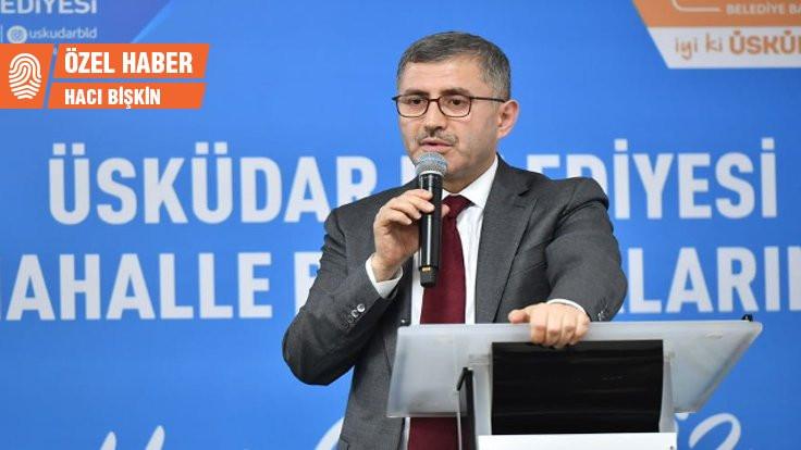 Üsküdar Belediye Başkanı'na soruşturma izni