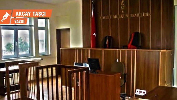 Yargı Paketi: Bir itirafname