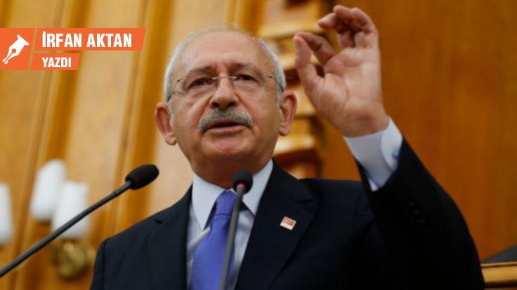 Kılıçdaroğlu Erdoğanizme geldi