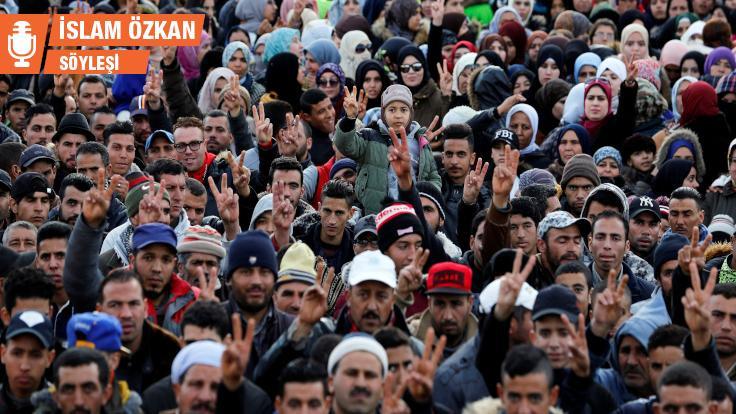 Hassani: AKP, Fas'ta emperyalizme hizmet ediyor
