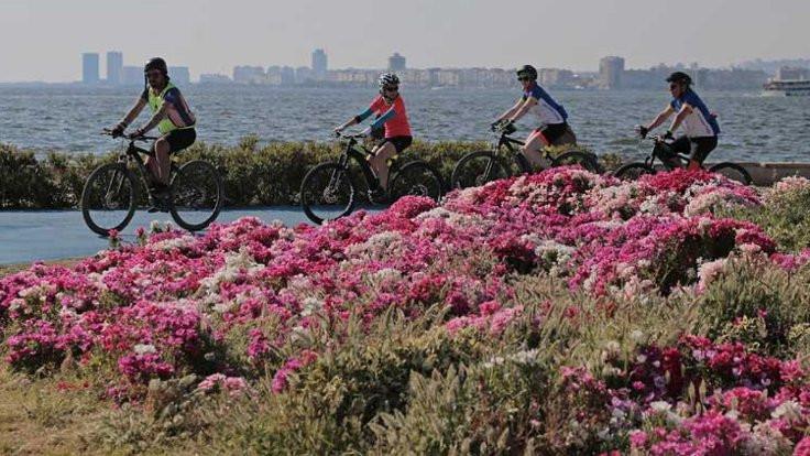 İzmir, Avrupa bisiklet rotasına dahil edildi