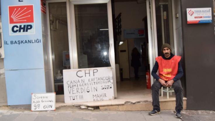 Görüşmenin tanığı: CHP, Kılıç'a söz verdi