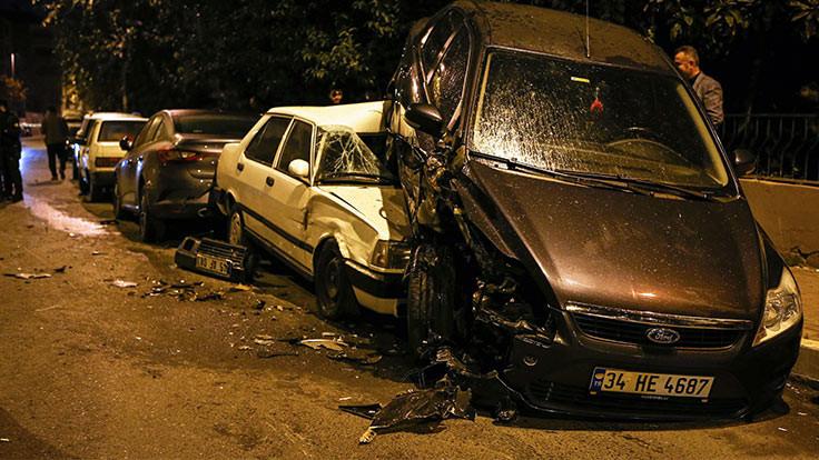 İki şehirde trafik kazaları