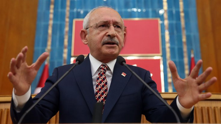 Kılıçdaroğlu'ndan Erdoğan'a: Damadı paketle