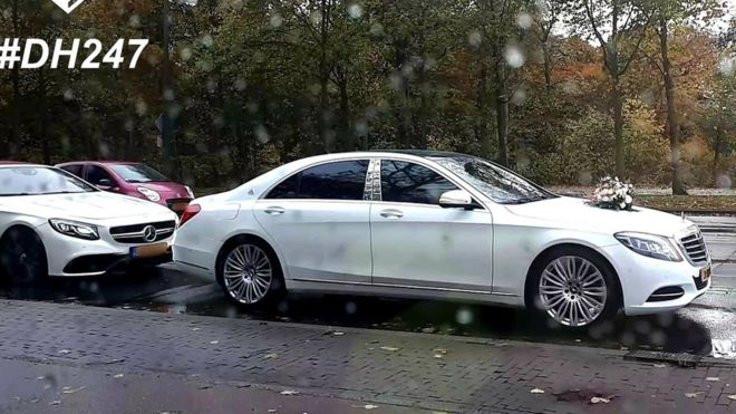 Rotterdam'da düğün konvoyuna 3 bin euro ceza