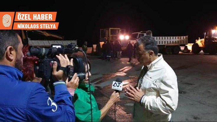 Mülteci gemisi Kos adasına yanaştırılmadı
