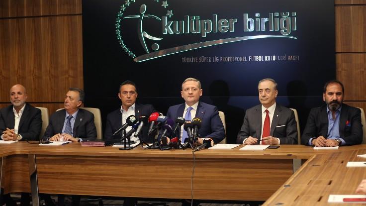 Mehmet Sepil, Kulüpler Birliği başkanı seçildi
