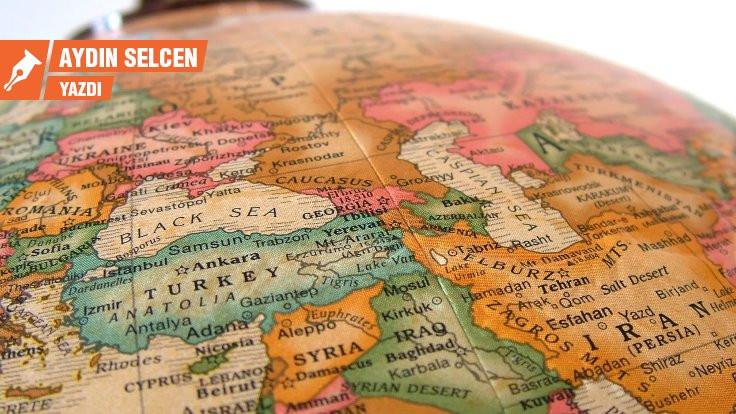 Küresel ve yerel bütünün parçaları