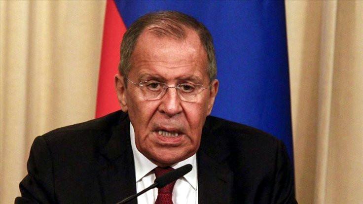 Lavrov 'dış basın yasağı'na karşı çıktı