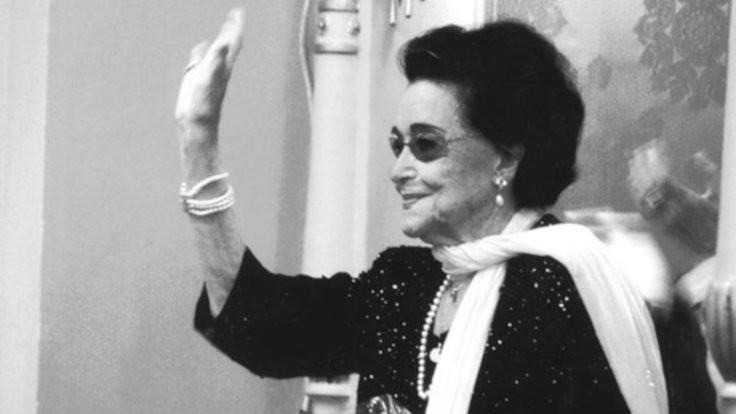 Leyla Gencer belgeseli sahnede