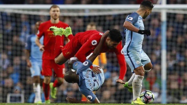 Liverpool, City ile farkı 9'a çıkardı