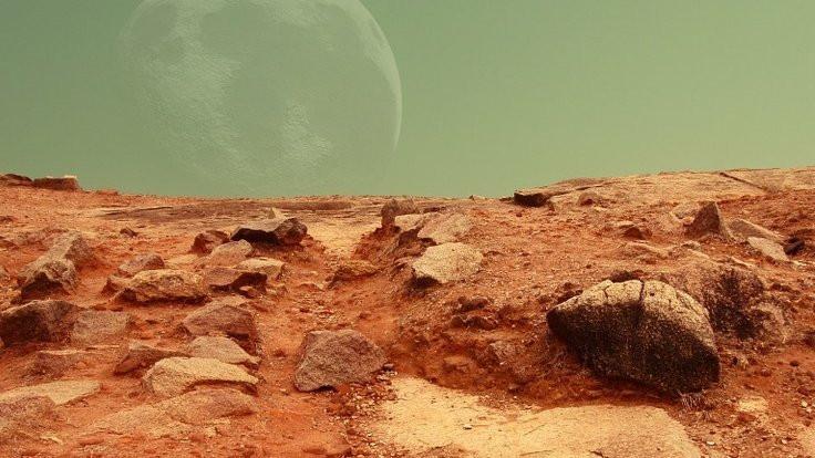 Mars'taki oksijende beklenmeyen değişiklik