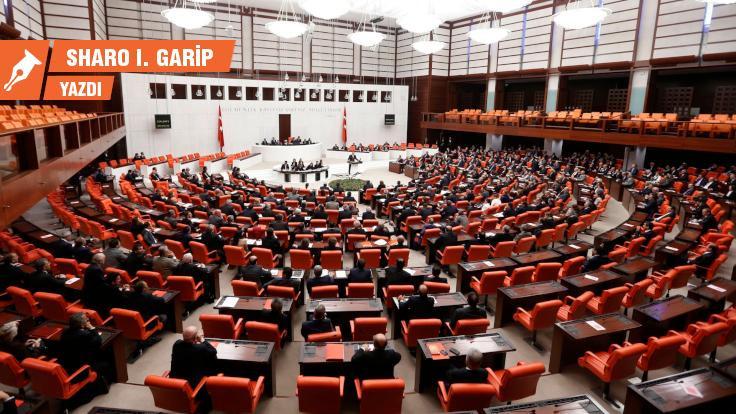 Sine-i Meclis'te a la Turca siyaset
