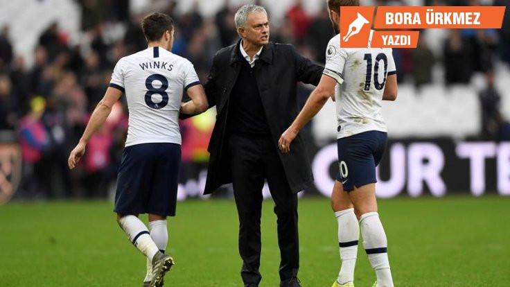 Tekrar hoş geldin Mourinho