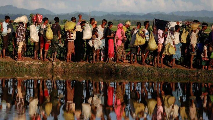 Myanmar'a karşı tarihi soykırım davası