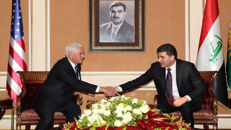 Pence Erbil'den Kürtlere destek mesajı verdi