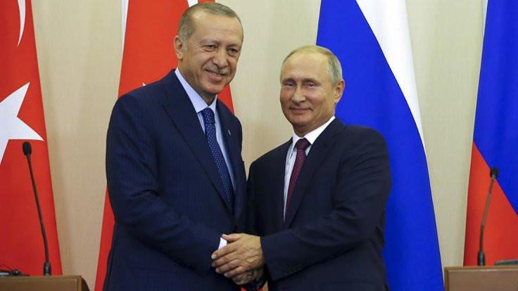 Kremlin: Putin Türk Akım'ın açılışına katılacak