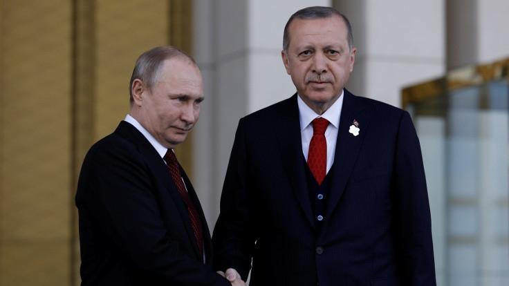 Kremlin: Erdoğan ve Putin mutabık kaldı