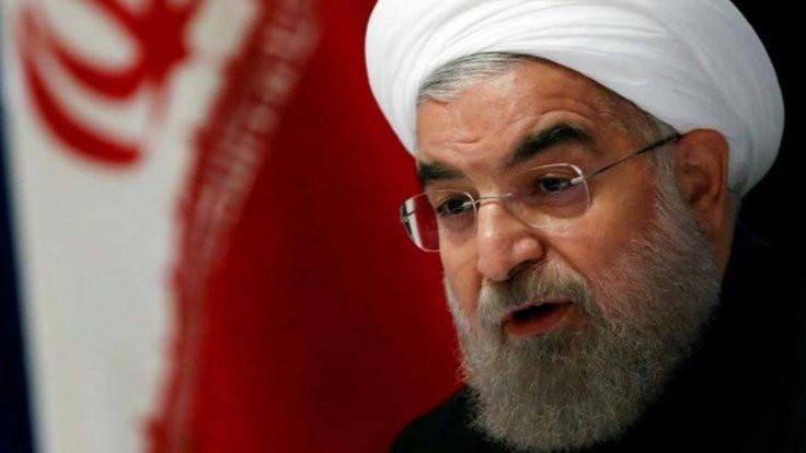 Ruhani'den kritik uranyum açıklaması