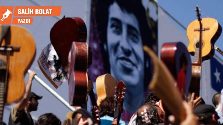 Sanatla direniş: Şili