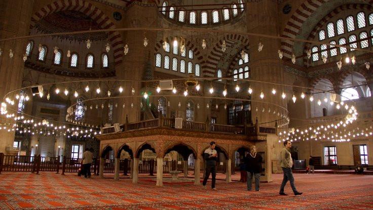 Selimiye restore edilecek