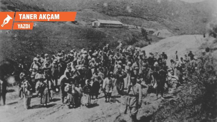 'Soykırımın çözümü Anadolu'dadır'