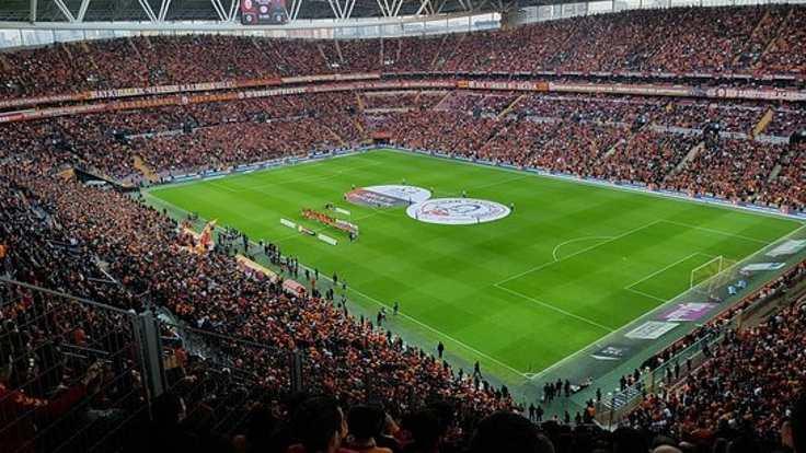 Stada en çok seyirciyi Galatasaray çekti