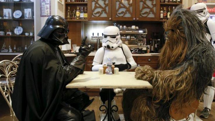 Ölmeden Star Wars'ı izleyecek