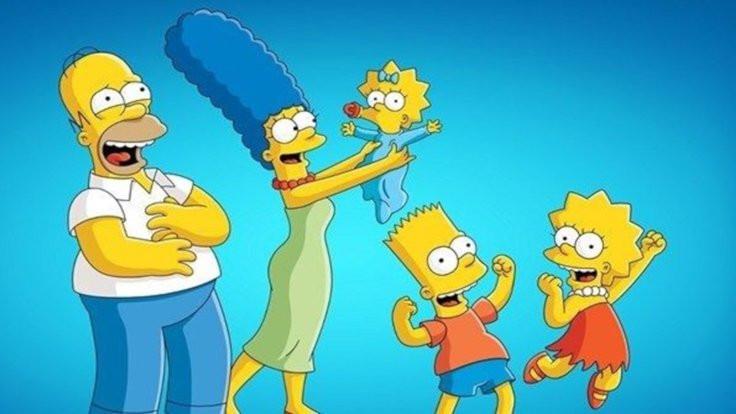 The Simpsons veda ediyor
