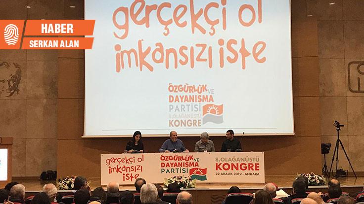 ÖDP'nin yeni adı Sol Parti oldu