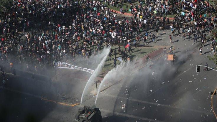 Şili'den Araplara 'demokratik geçiş'