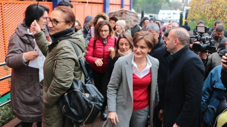 Kaftancıoğlu: Bu siyasi bir seçim değil