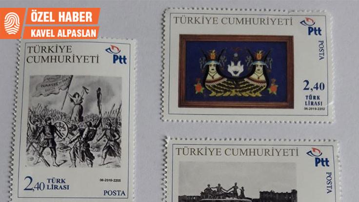 Paris Komünü ve Stalingrad PTT pullarında!