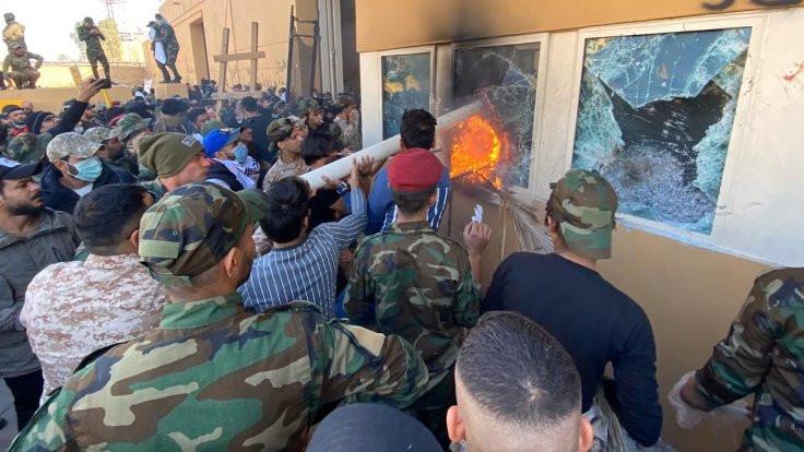 ABD, Bağdat Büyükelçiliği'ne ek asker gönderdi