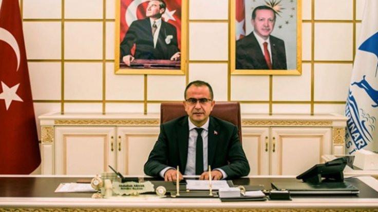 AK Partili başkanın mazbatası iptal