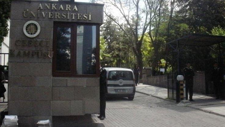 Cebeci'de bir öğrenci bıçaklandı