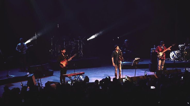 Barabar Diyarbakır'da sahnede