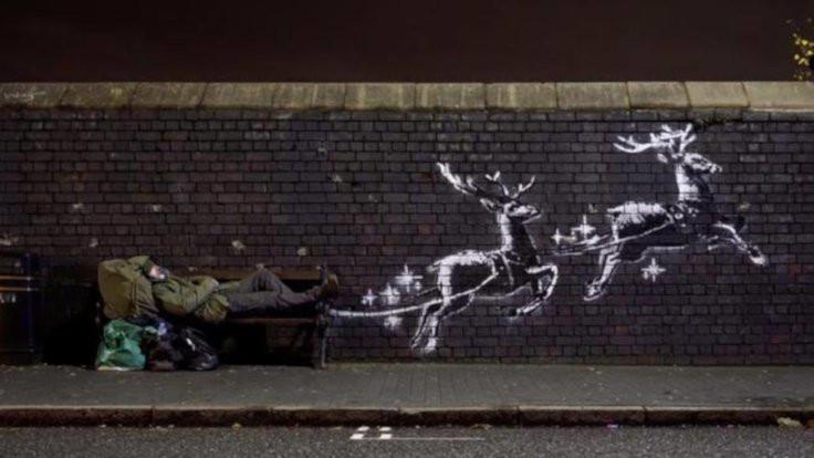 Banksy'nin yakalanmama 'sırrı'nı menajeri anlattı
