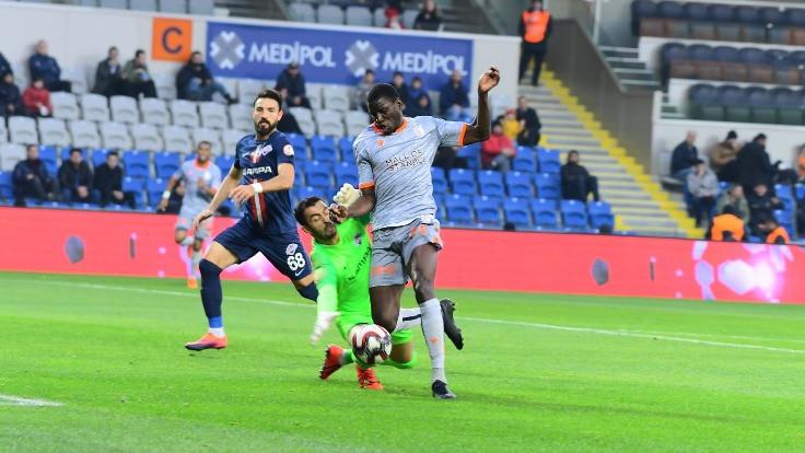 Medipol Başakşehir, kupada son 16 turuna yükseldi