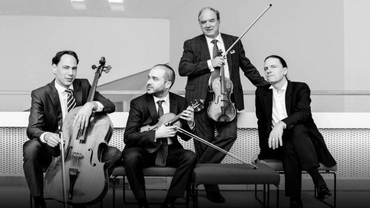 Filarmoni Piyanolu Dörtlüsü Türkiye'de