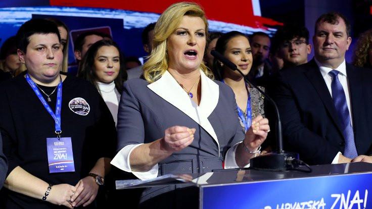 Hırvatistan'da cumhurbaşkanlığı seçimi ikinci tura kaldı
