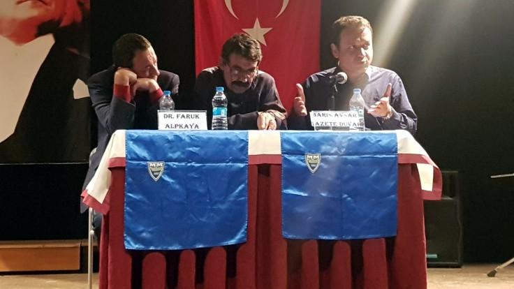 Datça'da 'toplum' tartışıldı