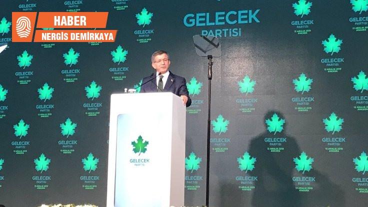 Ahmet Davutoğlu: Sıfırdan anayasa, parlamenter sistem