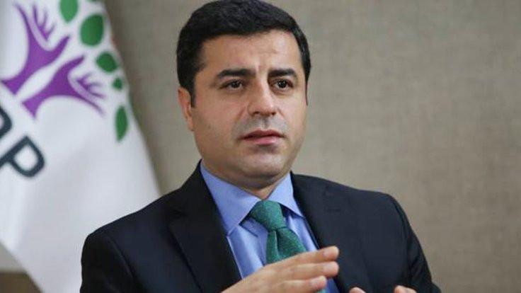 Başsavcılık: Demirtaş'ın poliklinik kontrolleri için gerekli planlamalar yapıldı