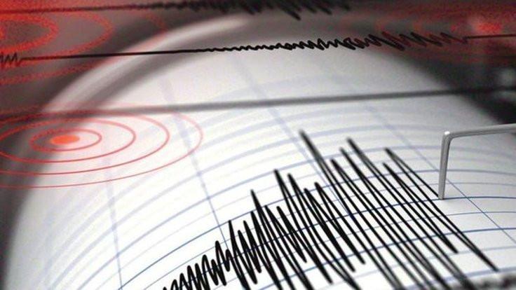 Akdeniz'de 4,8'lik deprem