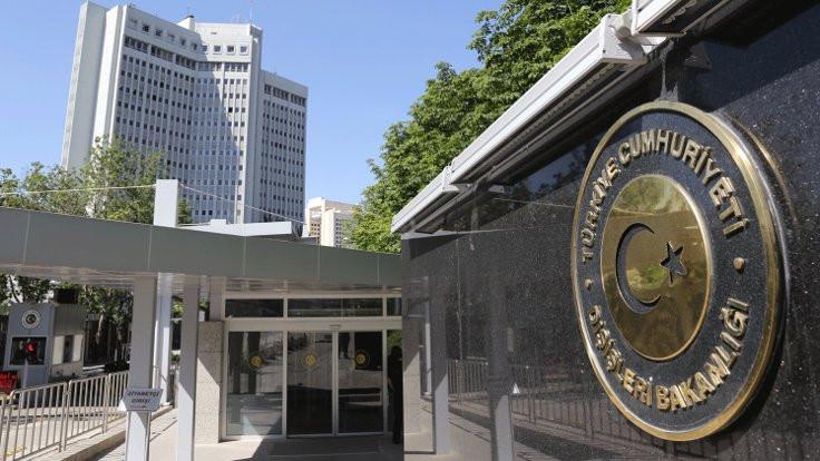 Türkiye'den ABD'ye tepki: Tedbirler alacağız