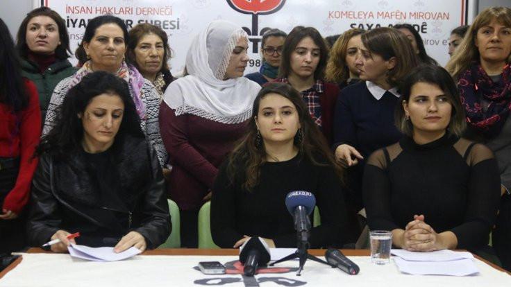 Diyarbakır'da 5 ayda 838 kadın şiddet gördü