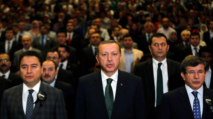 Erdoğan, Davutoğlu ve Türkiye'deki Kürt oyları