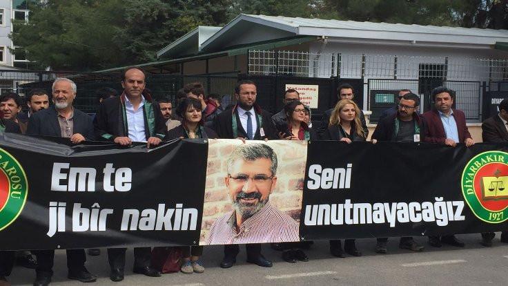 HDP'den Tahir Elçi için 16 soru