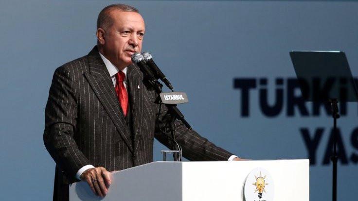 Erdoğan, Davutoğlu, Babacan ve Şimşek'i hedef aldı